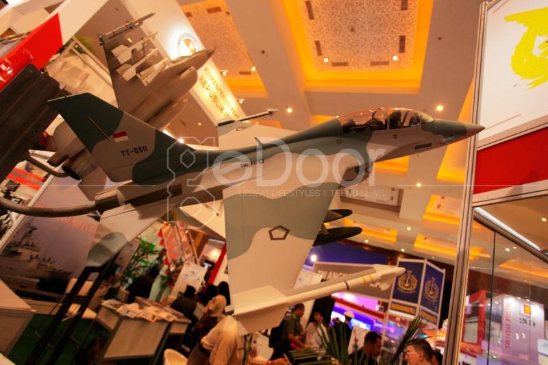 Indonesia Defence 2014 Diselenggarakan Mulai 5 November Hingga 8 November 2014
