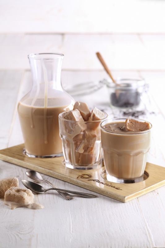 Earl Grey Ice Milk Tea Jadi Teman Yang Pas Dalam Menikmati Hidangan Di Pancious Pancake