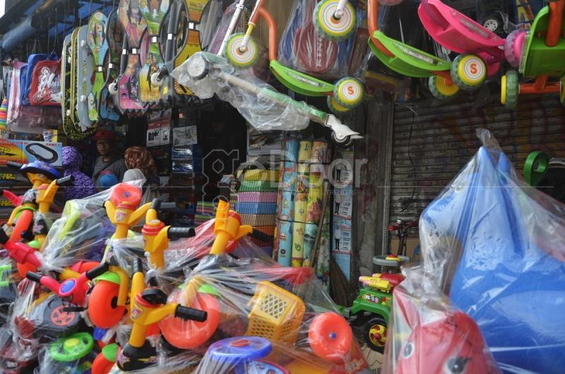Pasar Gembrong Jakarta