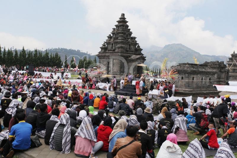 Dieng Culture Festival 2014