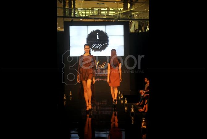 Fashiontastic menampilkan karya dari Amot Syamsuri, serta label I of ISIS  yang bertema 'Who's That Girl'
