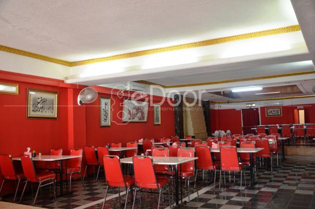 Restoran Haji Sharin Low Graha  Dari Negeri Jiran Ke Kampung Melayu