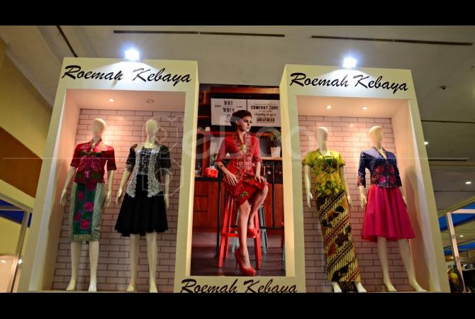 Koleksi terbaru dari Roemah Kebaya