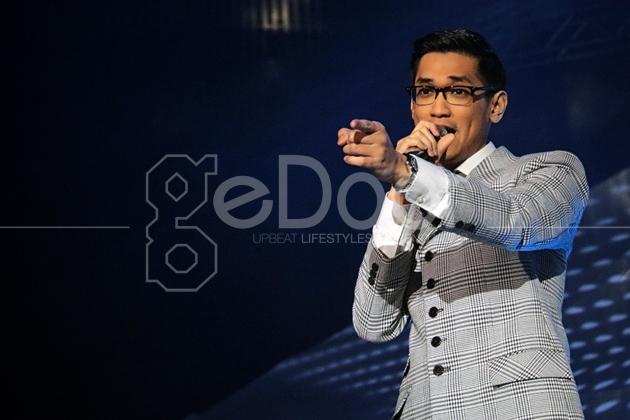 Konser Yang Diberi Tajuk 'Konser Dari Hati' Ini Digelar Di Plenary Hall Jakarta Convention Center