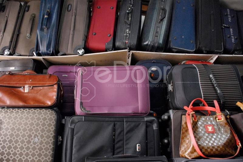 Selain koper, Ditawarkan Juga Jenis Tas Lainnya Yang Dijual Seperti, Tas Hiking Maupun Tas Olahraga