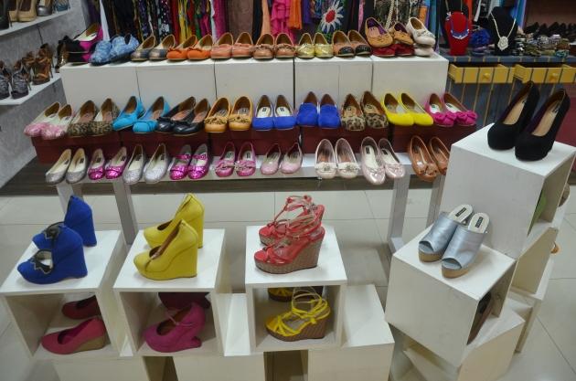 Barand Sepatu Suteki Jakarta