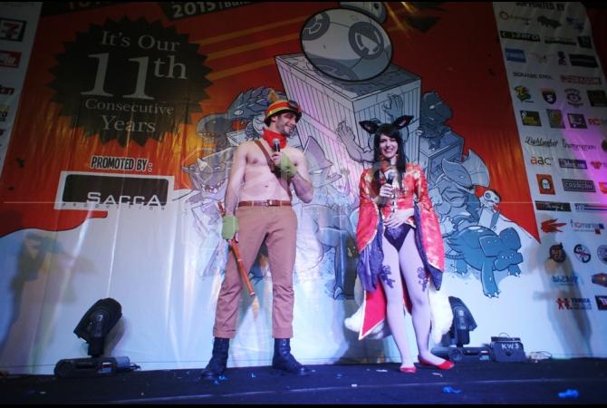 Pameran Mainan Kali Ini Diberi Tajuk 'Jakarta 11th Anniversary Toys & Comics Fair 2015'