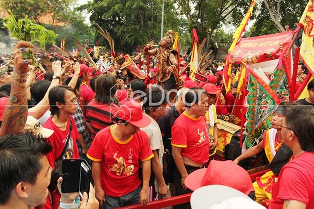 Tradisi Tatung meriahkan perayaan Festival Cap Go Meh di Jakarta