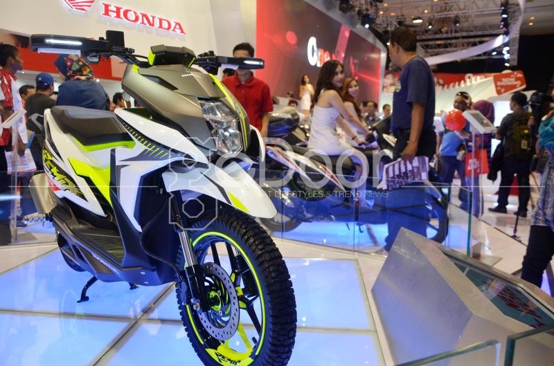 Pameran IMOS 2014 Ini Semula Bernama Jakarta Motorcycle Show