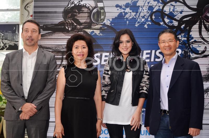 Acara Peluncuran Headphone Sennheiser URBANITE Di Kemang
