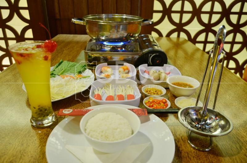 Restoran Japanese Food Dragon Flames Kemang