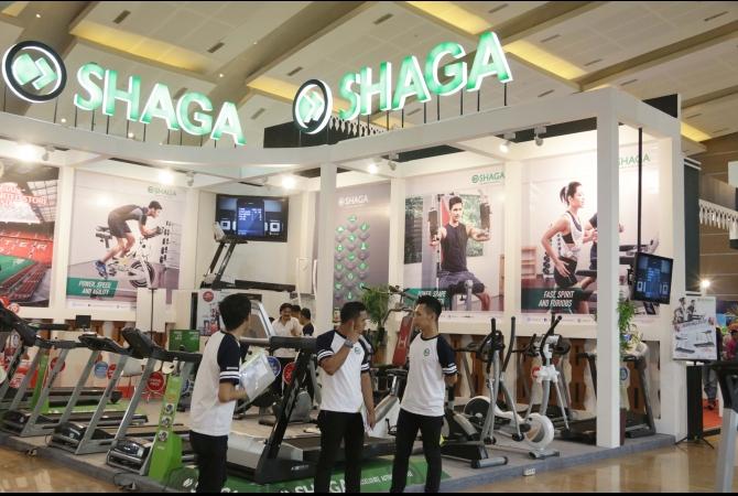 Produk-produk Olahraga Dan Fitness Unggulan Tersedia Dalam Ajang Pameran Terbesar Di Kawasan Asia Tenggara Ini
