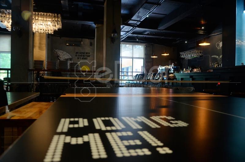 Pong Me! Salah Satu Restoran Unik Di Jakarta Selatan