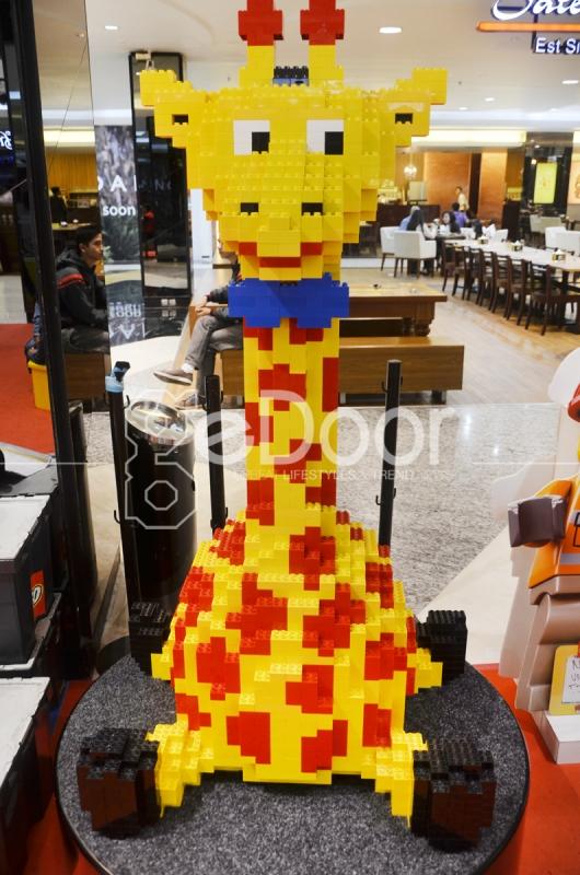 Lego Fun Fest 2014 Di FX Sudirman