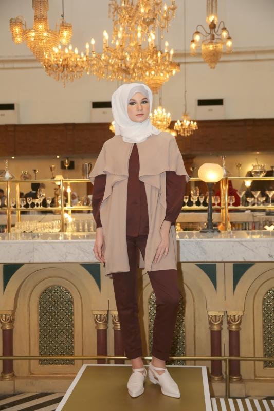 Ria Miranda, Restu Anggraini, Dan Jenahara Berkolaborasi Ekslusif Dalam Padanan Desain Dan Pilihan Busana Yang Ready to Wear
