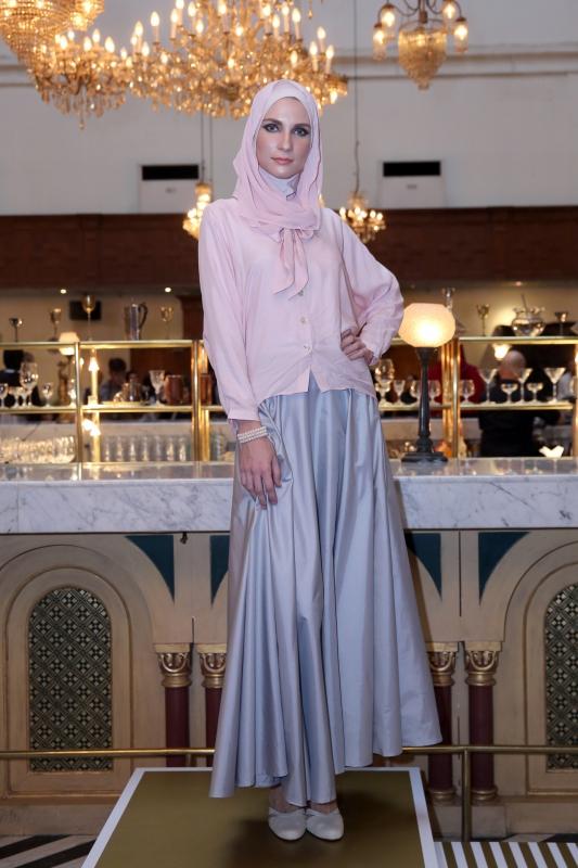 Zalora Kembali Meluncurkan Koleksi Busana Muslim Terbarunya Yang Diberi Tajuk 'Spring 2015'