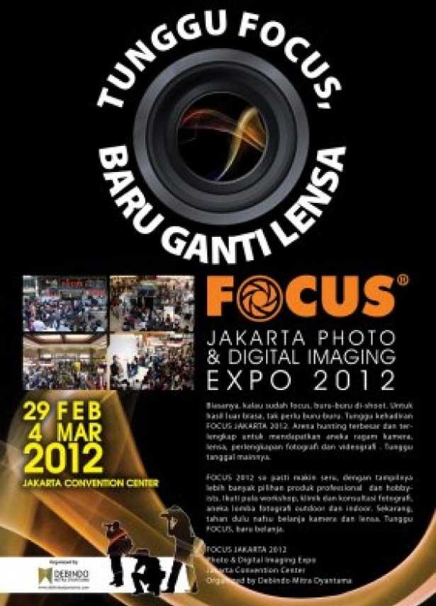 FOCUS Jakarta Photo dan Digital Imaging Expo 2012