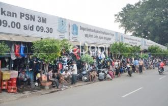 Berburu Sparepart Motor Di Jalan Raya Bogor