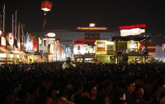 Berkah Dan Hadiah di Jakarta Fair Kemayoran 2016
