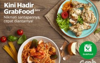 GrabFood Layanan Antar Makanan Dari Grab Resmi Diluncurkan
