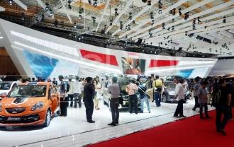 Indonesia International Motor Show 2014 Kembali Di Helat