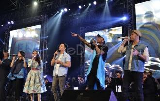 Konser Yonder Music All-Star Live Gandeng 17 Musisi Ternama
