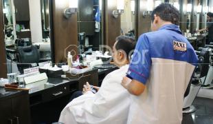 Paxi Barbershop Pioneer Barbershop Di Jakarta