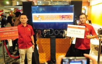 SHIHLIN Taiwan Street Snacks® Resmikan Gerai Ke-83 di Grand Indonesia