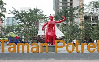 Taman Potret Tangerang, Tempat Asik Mengisi Waktu Liburan