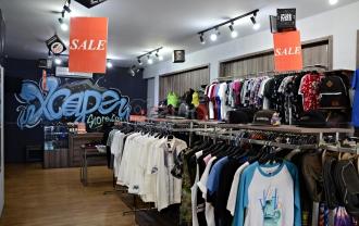 Temukan Brand Clothing Lokal Ternama Di XCape Distro