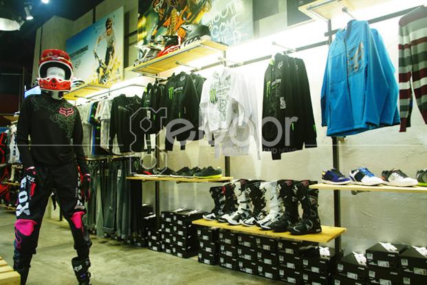 Xtrem1st Shop Tempat Yang Pas Buat Pehobi Olahraga Ekstrim