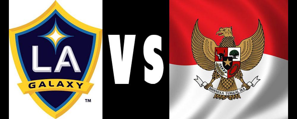 Indonesia VS LA Galaxy
