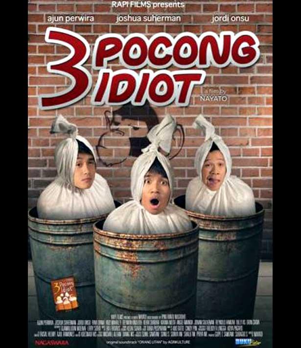 Tiga Pocong Idiot
