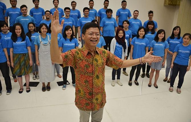 Avip Priatna Gelar Konser 50 Years of Blessing, Rangkuman Perjalanannya Di Dunia Orkestra Indonesia