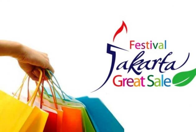 Festival Jakarta Great Sale Mulai Digelar 7 Juni 2014