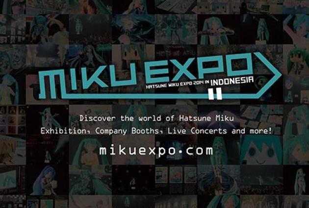 Hatsune Miku EXPO 2014