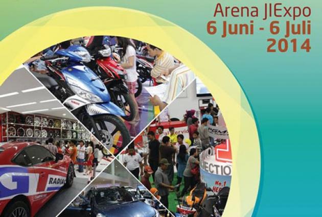 Jakarta Fair 2014