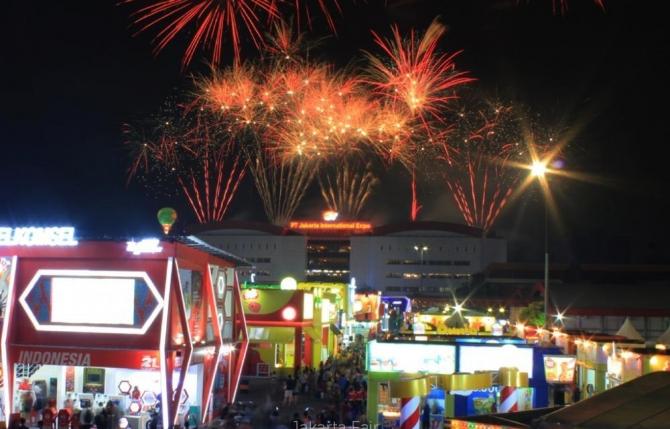 Jakarta Fair Jadi Pilihan Utama Wisata Libur Lebaran