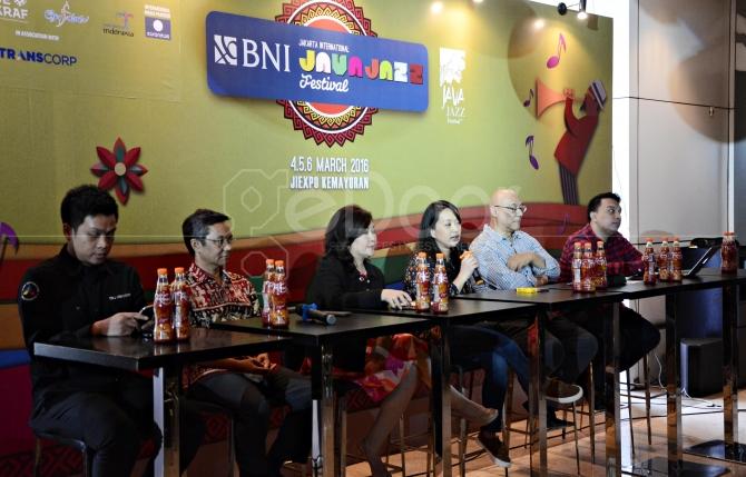 Jakarta International Java Jazz Festival Edisi Ke-12 Siap Digelar