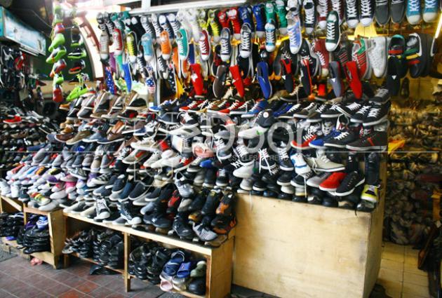 Toko Sepatu Bontang