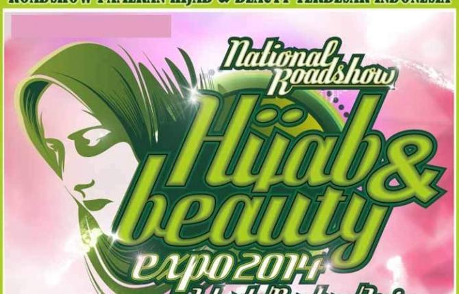 Roadshow Hijab & Beauty Expo 2014