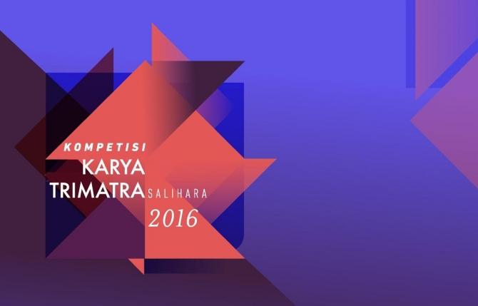 Salihara Gelar Kompetisi Karya Trimatra 2016