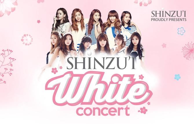 Shinzu'i White Concert