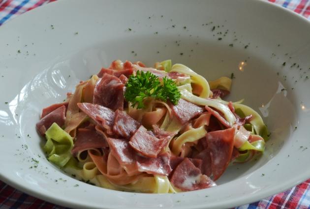 Torino Osteria, Sensasi Kuliner Negeri Menara Pisa