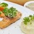 Lezatnya Grilled Salmon Ala Waluma Waroeng