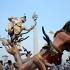 Pawai Ogoh-ogoh Jelang Hari Raya Nyepi Umat Hindu