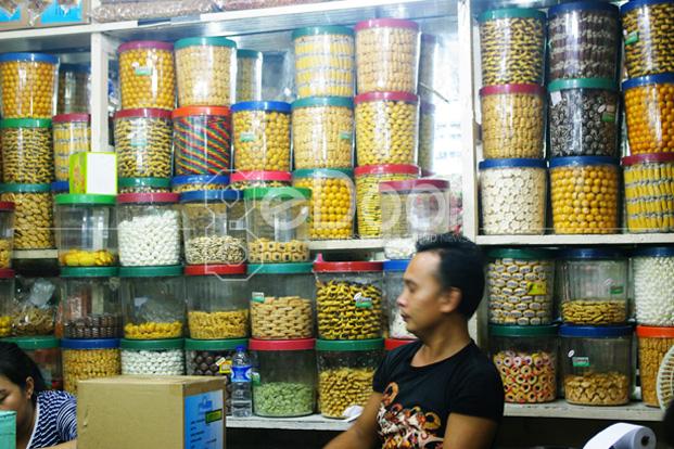Pasar Kue Kering Jatinegara Aneka Kue Kering Untuk Lebaran