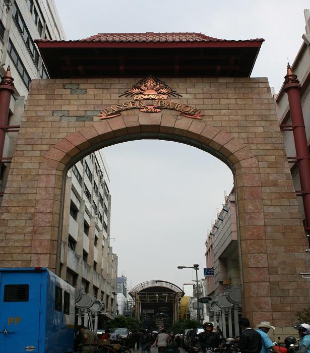 Pasar Baroe