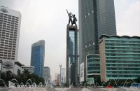 Monumen Selamat Datang (Bundaraan HI)