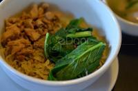 Bakmi Ayam Spesial Ala Tee Box Bakwan